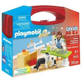 Playmobil Állatorvos készlet 5653