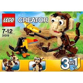 LEGO Creator Erdei állatok 31019 Itt egy ajánlat található, a bővebben gombra kattintva, további információkat talál a termékről.