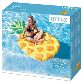 Intex 58761 Ananász matrac - 216 x 124 cm