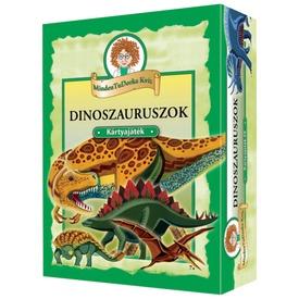 MindenTuDorka - Dinoszauruszok Itt egy ajánlat található, a bővebben gombra kattintva, további információkat talál a termékről.