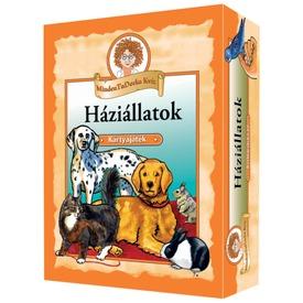 MindenTuDorka kvíz háziállatok kártyajáték