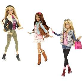 Barbie: Barátnők mesés luxus divatbaba - többféle Itt egy ajánlat található, a bővebben gombra kattintva, további információkat talál a termékről.