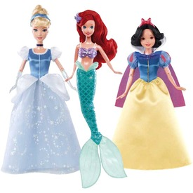 Disney hercegnők klasszikus baba - többféle Itt egy ajánlat található, a bővebben gombra kattintva, további információkat talál a termékről.