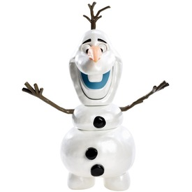 Jégvarázs Olaf a hóember baba