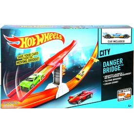 Hot Wheels Danger Bridge közepes pálya