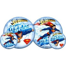 Superman labda - 23 cm, többféle Itt egy ajánlat található, a bővebben gombra kattintva, további információkat talál a termékről.
