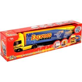 Express Truck műanyag kamion - 35 cm, többféle Itt egy ajánlat található, a bővebben gombra kattintva, további információkat talál a termékről.