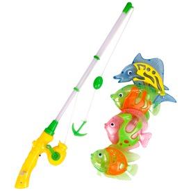 Horgász játék fényekkel Itt egy ajánlat található, a bővebben gombra kattintva, további információkat talál a termékről.
