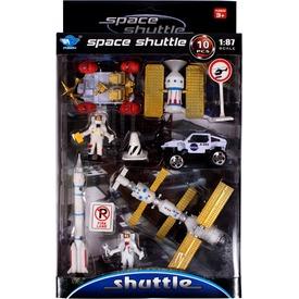 Fém űrhajós járműkészlet - többféle Itt egy ajánlat található, a bővebben gombra kattintva, további információkat talál a termékről.