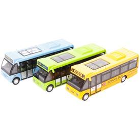 Fém városi busz - 1:146, többféle Itt egy ajánlat található, a bővebben gombra kattintva, további információkat talál a termékről.