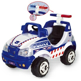 Elektromos rendőr terepjáró - 6V