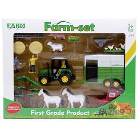 Műanyag farm készlet Itt egy ajánlat található, a bővebben gombra kattintva, további információkat talál a termékről.