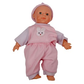 Játékbaba hanggal - 26 cm