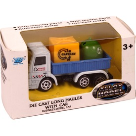 Fém újrahasznosító teherautó - 7 cm Itt egy ajánlat található, a bővebben gombra kattintva, további információkat talál a termékről.