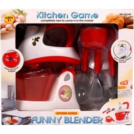 Elemes konyhai keverőgép - fehér-piros Itt egy ajánlat található, a bővebben gombra kattintva, további információkat talál a termékről.