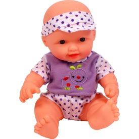 Játékbaba sportos ruhában - 23 cm, többféle