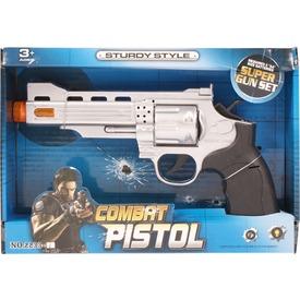 Elemes játék revolver hanggal Itt egy ajánlat található, a bővebben gombra kattintva, további információkat talál a termékről.