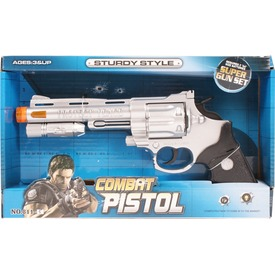 Elemes játék revolver - 26 cm Itt egy ajánlat található, a bővebben gombra kattintva, további információkat talál a termékről.