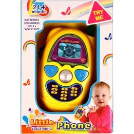 Bébi játéktelefon - többféle Itt egy ajánlat található, a bővebben gombra kattintva, további információkat talál a termékről.