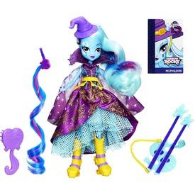 Én kicsi pónim: Equestria Girls Rainbow Rocks baba - Trixie Lulamoon Itt egy ajánlat található, a bővebben gombra kattintva, további információkat talál a termékről.