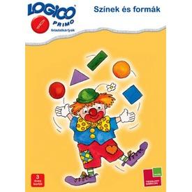 Logico Primo - Színek és formák  Itt egy ajánlat található, a bővebben gombra kattintva, további információkat talál a termékről.