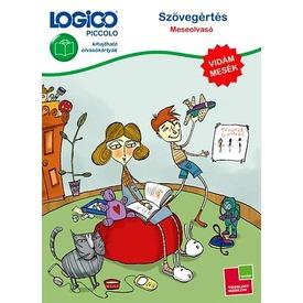 Logico Piccolo - Szövegértés:Meseolvasó  Itt egy ajánlat található, a bővebben gombra kattintva, további információkat talál a termékről.