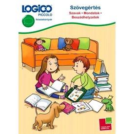 Logico Piccolo Szövegértés Szavak-Mondatok-Beszéd Itt egy ajánlat található, a bővebben gombra kattintva, további információkat talál a termékről.