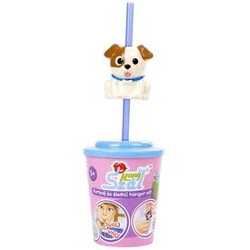 Hangszál pohárral - cicák és kutyák Itt egy ajánlat található, a bővebben gombra kattintva, további információkat talál a termékről.