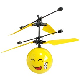 Smiley Heliball repülő helikopter labda - többféle