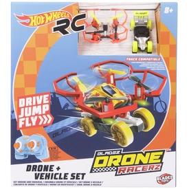 Hot Wheels Bladez Racerz drón és autó készlet