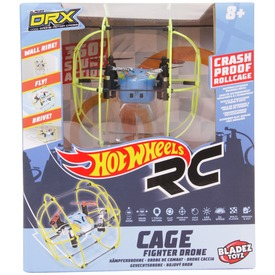 Hot Wheels DRX Exo Sphere Cage quadrocopter