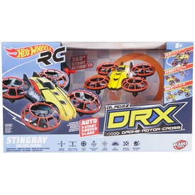 Hot Wheels DRX Stingray Racing quadrocopter