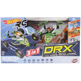 Hot Wheels DRX Monster X-Terrain quadrocopter