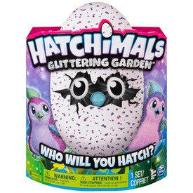 Hatchimals Penguilla csillogó interaktív pingvin