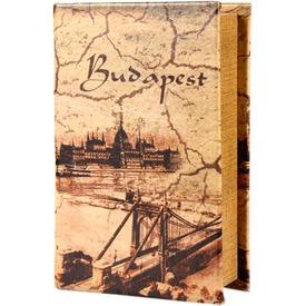 Antik Budapest műbőr könyvdoboz Itt egy ajánlat található, a bővebben gombra kattintva, további információkat talál a termékről.