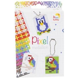 Pixel kulcstartó készlet - I Love You