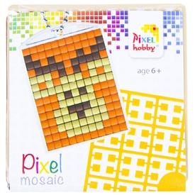 Pixel kulcstartó készlet - szarvas