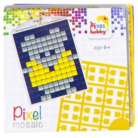 Pixel kulcstartó készlet - egér