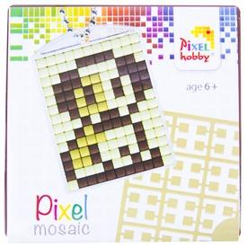 Pixel kulcstartó készlet - kutya