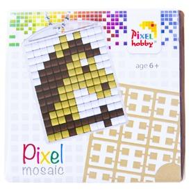 Pixel kulcstartó készlet - ló