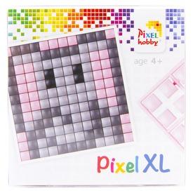 Pixel készlet - elefánt