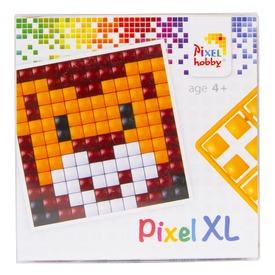 Pixel készlet - oroszlán