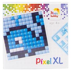 Pixel készlet - bálna