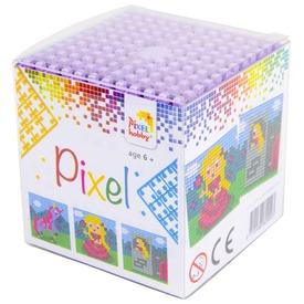 Pixel kocka készlet - unikornis