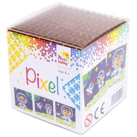 Pixel kocka készlet - űrhajó