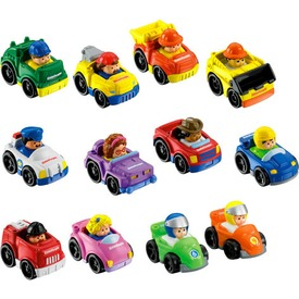 Little People négykerekű autópajtás - többféle Itt egy ajánlat található, a bővebben gombra kattintva, további információkat talál a termékről.