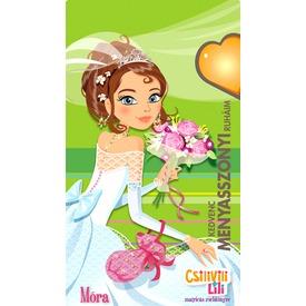 Kedvenc menyasszonyi ruháim /Csillivilli Lili zsebk Itt egy ajánlat található, a bővebben gombra kattintva, további információkat talál a termékről.