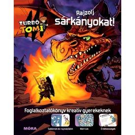 Rajzolj sárkányokat Turbó Tomi matricás foglalkoztatókönyv Itt egy ajánlat található, a bővebben gombra kattintva, további információkat talál a termékről.