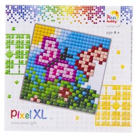 Pixel XL készlet - pillangó, nagy