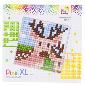 Pixel XL készlet - szarvas, nagy